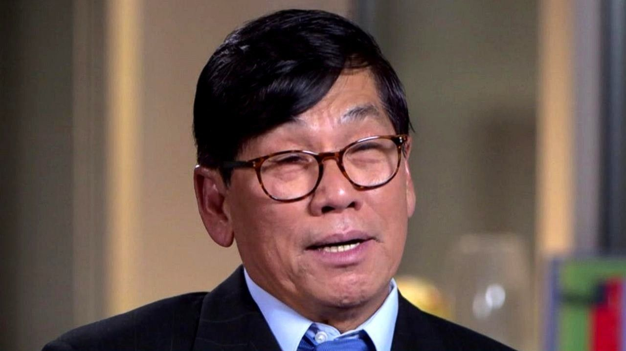 Dr. David Dao speaks to 'Good Morning America.'(ABC News)