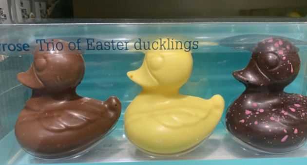 'Offensive' Waitrose chocolate Easter