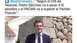 El Pacma responde a este tuit del