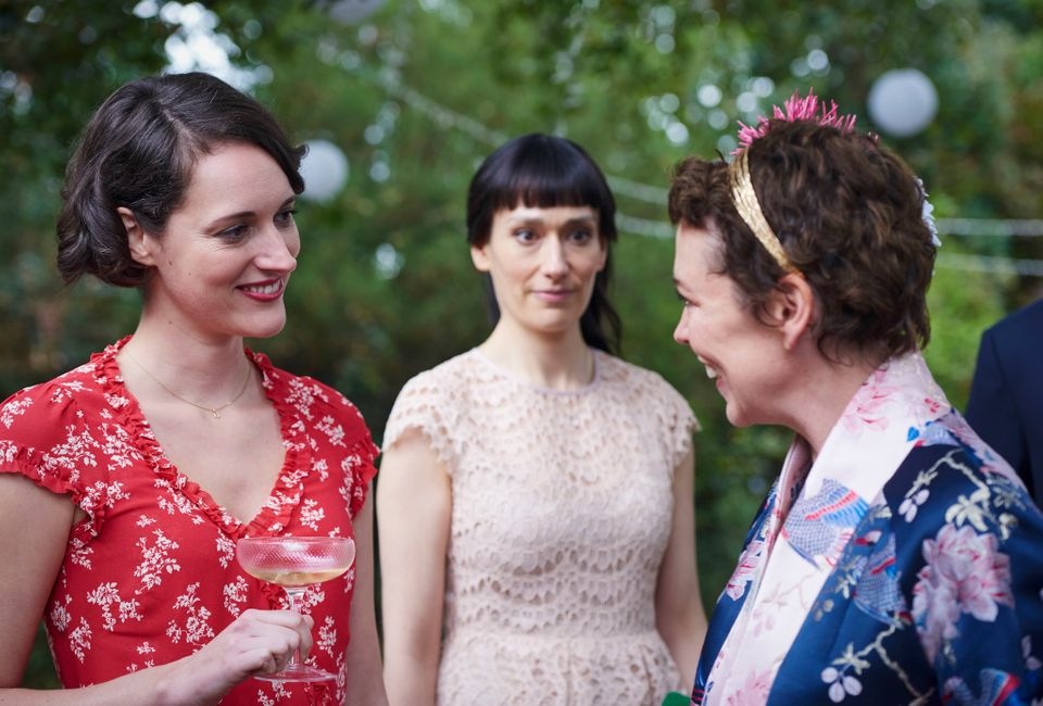 Fleabag, Claire and