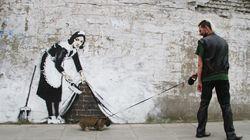 Siete rincones de Londres donde ver un auténtico Banksy sin entrar en un