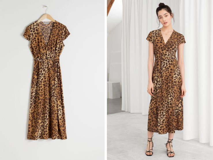 eda15c3f56f1 25 Effortless Wrap Dresses You Won't Want To Take Off All Summer ...