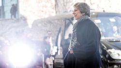Theresa May's Busy Day Of Brexit