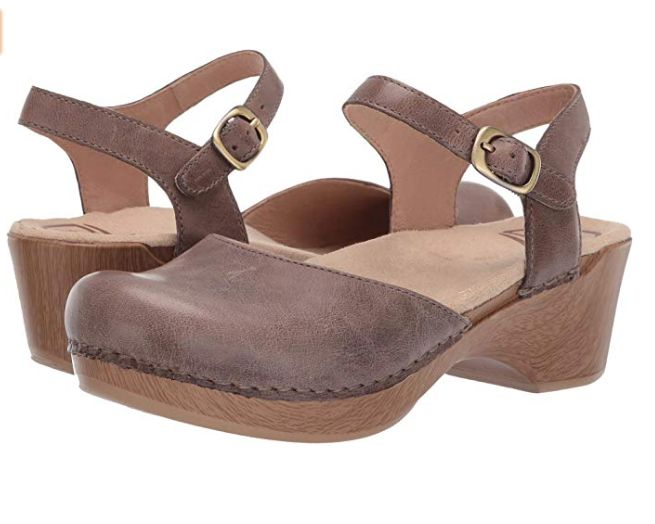 5dbcfc057c846 15 Pretty Women's Closed-Toe Sandals On Amazon That Look-High End ...