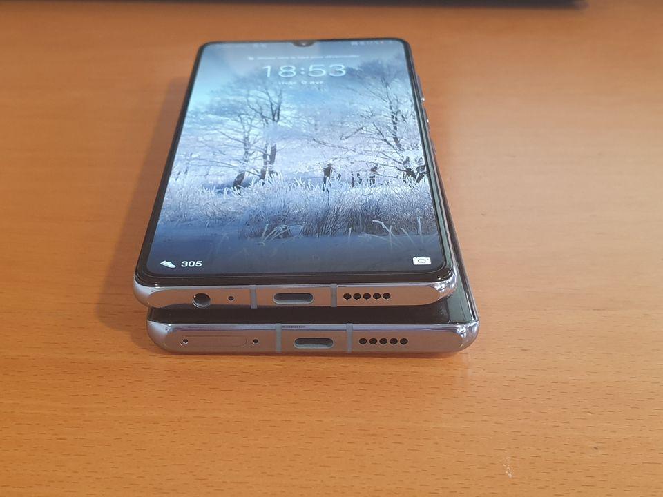 Contrairement au Huawei P30 Pro, le Huawei P30 propose une prise jack pour vos
