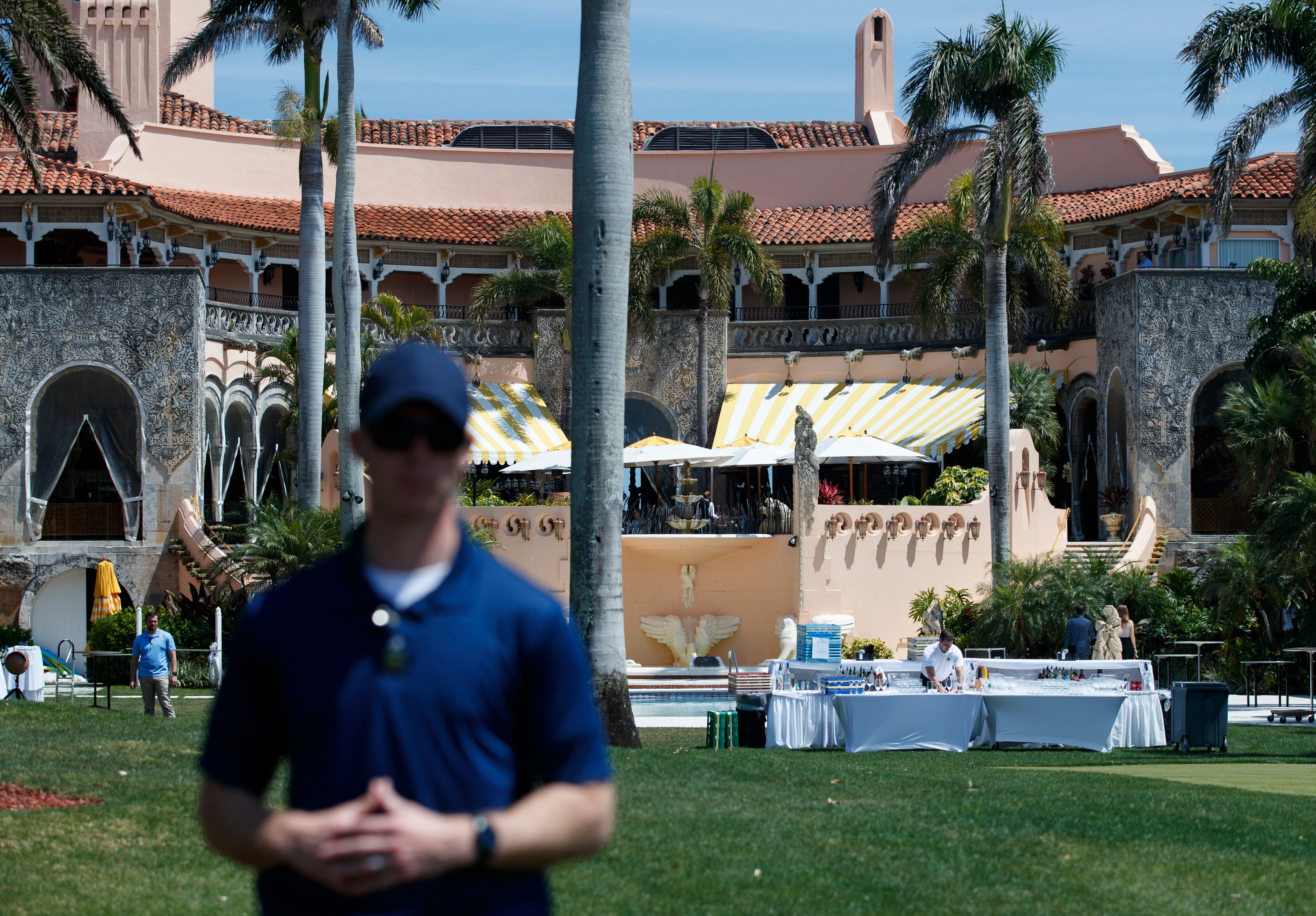 Secret Service Denies Mar-a-Lago Malware Mishap After Agent Nearly Corrupts