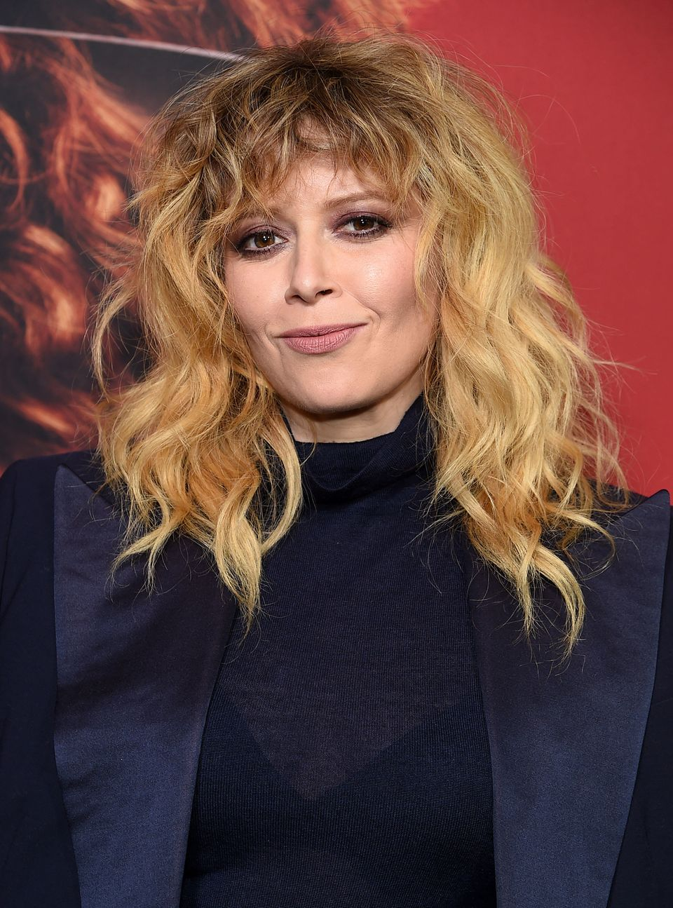 Curly Bangs Are The Coolest Hairstyle To Try In 2019