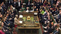 El Parlamento británico respalda la segunda prórroga del Brexit solicitada por