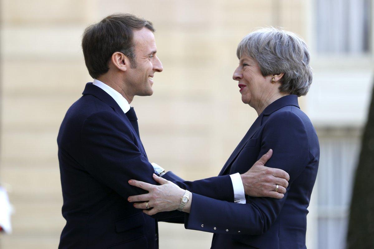 Emmanuel Macron ve bien una ampliación del Brexit, pero advierte: