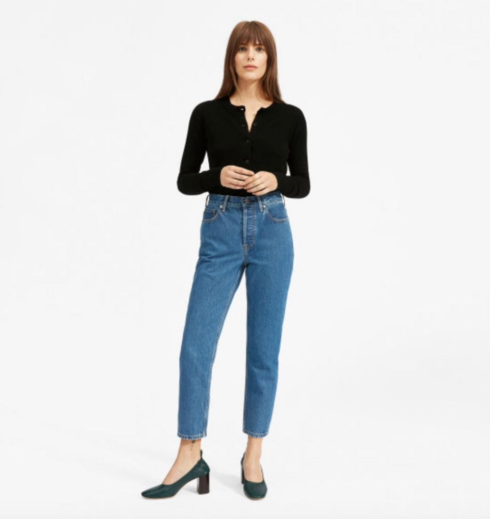 502f578a69c025 Mom Jeans That Actually Fit And Flatter Your Figure | HuffPost Life