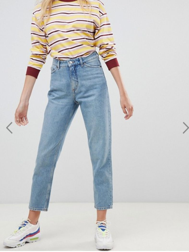 annerire Disagio Perdonare  Mom Jeans That Actually Fit And Flatter Your Figure | HuffPost Life