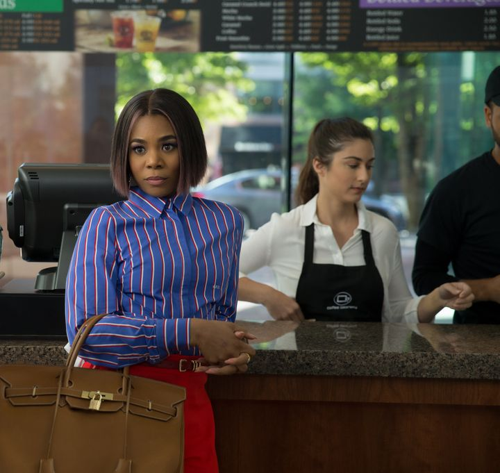 "Regina Hall in ""Little."""