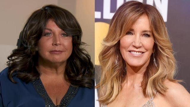 """Abby Lee Miller, who spent eight months in federal prison, is sharing her advice with Felicity Huffman, should she end up behind bars. Prosecutors are demanding Huffman gets at least four months prison time after she agreed to plead guilty in the college admissions scandal. In an interview with Inside Edition, Miller, who shot to fame on """"Dance Moms,"""" said Huffman should """"take a deep breath."""" Miller went to prison after pleading guilty to bankruptcy fraud and was released in 2018."""