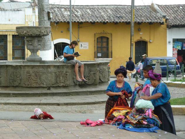 Απρόσιτη Γουατεμάλα (Μέρος