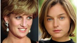 This Actress Will Play Princess Diana In Season 4 Of 'The