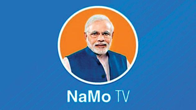 NaMo TV Cannot Air Any Political Content Without Pre-Certification: Election