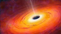 오늘 밤 10시 블랙홀을 찍은 첫 사진이