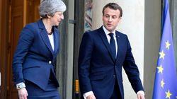 L'Élysée ouvre la porte au report du Brexit, mais agite encore le bâton du