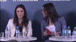 El enfrentamiento entre Inés Arrimadas e Irene Montero por el chalet de