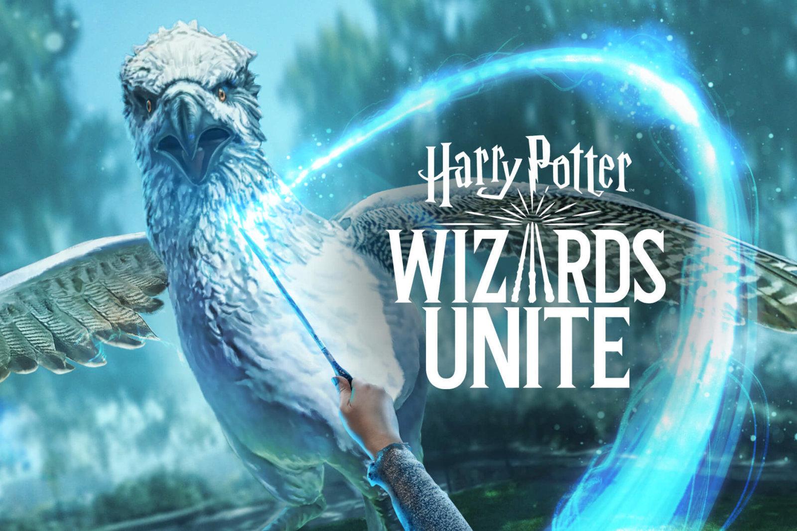 Harry Potter WIZARDS UNITE 画像