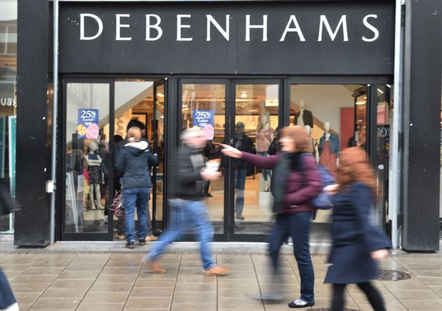 Don't Bemoan The Demise Of Debenhams Too Much –We're All To Blame For The Death Of The British High