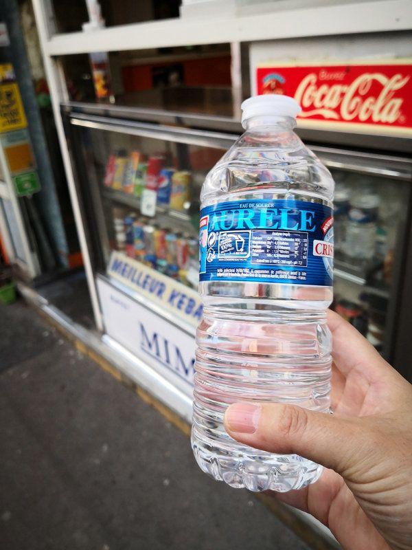 お水が買えました!