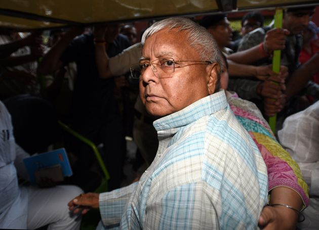 Fodder Scam: Supreme Court Dismisses Lalu Prasad Yadav's Bail