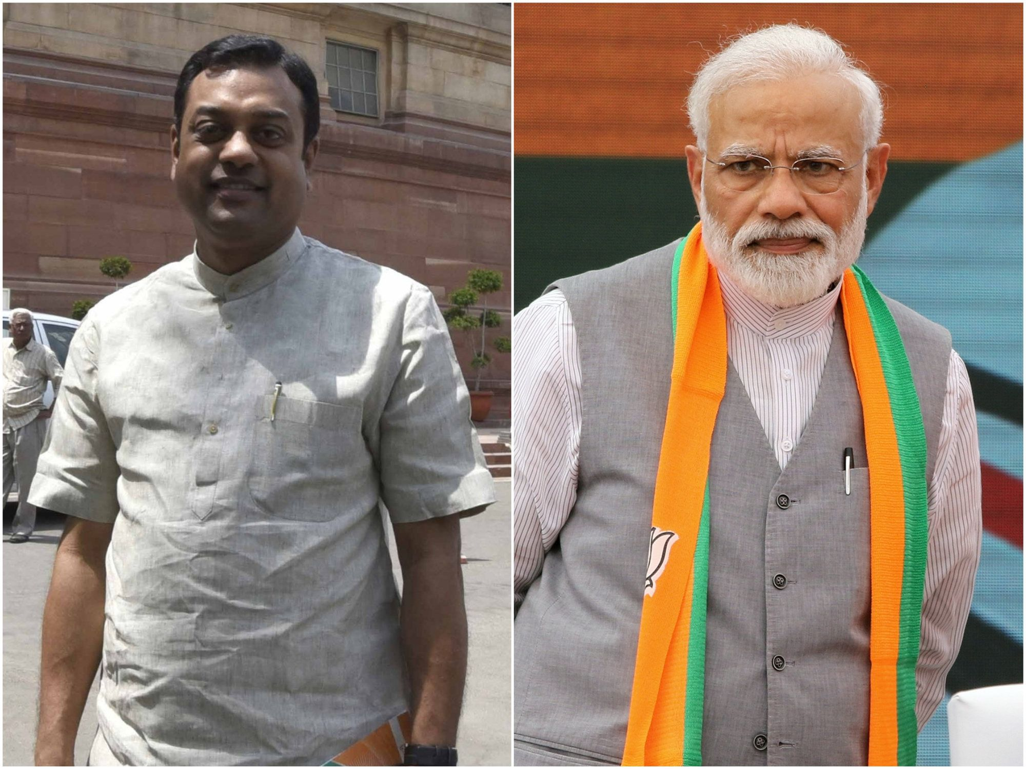 Sambit Patra Called Modi 'Supreme Leader' And Everyone's Stress Levels Are Through The
