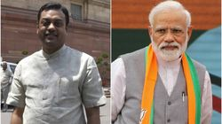 Sambit Patra Called Modi 'Supreme Leader' And Everyone's Heads
