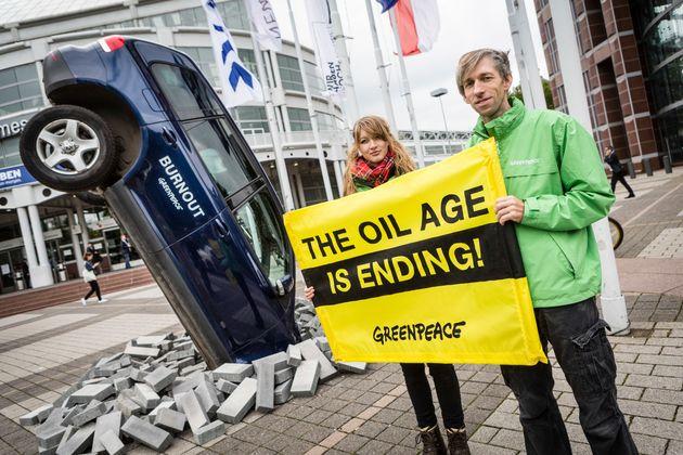 환경운동가들만 '석유 시대의 종말(End of Oil Age)'을 이야기하는 것이