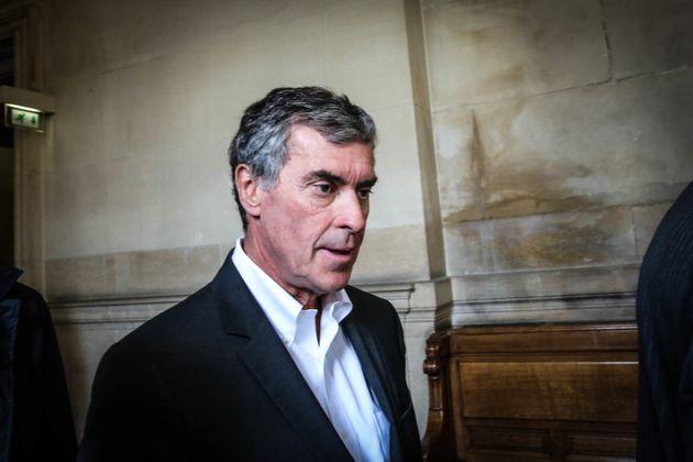 Fraude fiscale: Jérôme Cahuzac échappe à la prison (Photo prise le 15 mai