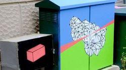 Ανοιχτή πρόσκληση για να γίνουν έργα τέχνης τα ΚΑΦΑΟ στο Εμπορικό