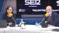 Tezanos admite que le llama la atención la caída del PP y ve posible un gobierno de la