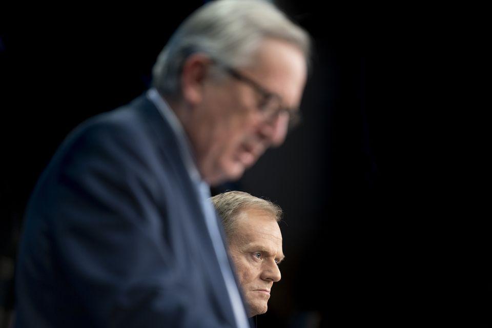 유럽연합(EU)은 영국의 브렉시트 연기 요청을 받아주는 대신, 새로운 조건을 제시할