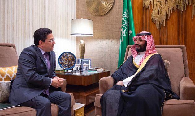 En Arabie saoudite, Nasser Bourita remet un message du roi Mohammed VI à