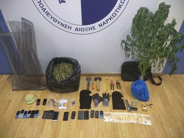 Συνελήφθη ειδικός φρουρός της ΕΛ.ΑΣ για διακίνηση