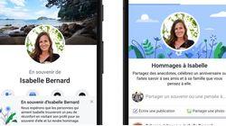 Facebook veut rendre plus facile l'hommage à un utilisateur