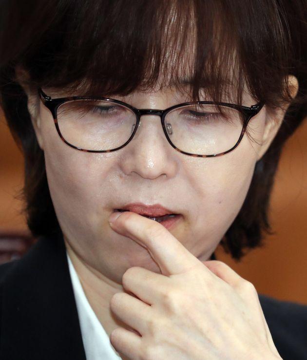 이미선 헌재 재판관 후보자가 '30억원대 주식투자'에 대해 내놓은