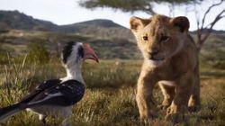 Mufasa, Scar, Timon et Pumba dans la nouvelle bande-annonce du