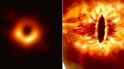 Tout le monde a pensé à la même chose en voyant la photo du trou noir