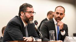 Chanceler retira embaixador do Brasil nos EUA, e aumenta influência de Olavo no