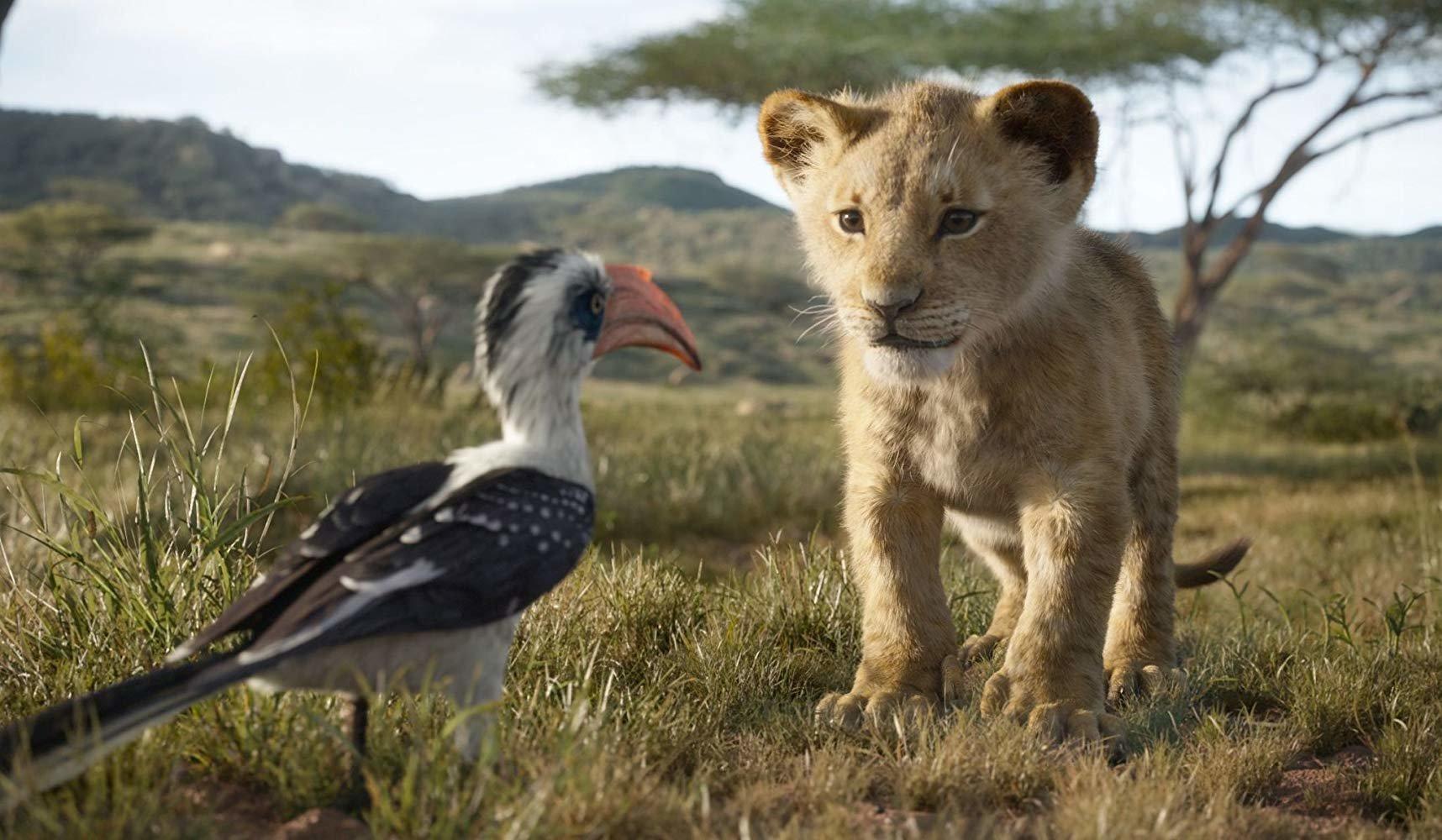 Trailer de 'O Rei Leão' mostra vários personagens queridos do