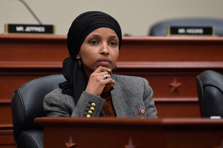 Rep. Ilhan Omar is a Minnesota Democrat (and an American).