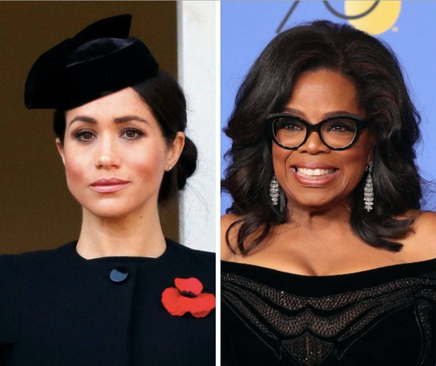 Oprah attended the royal wedding on the Duke and Duchess of Sussex on May 19, 2018. She's currently working on an Apple TV pa