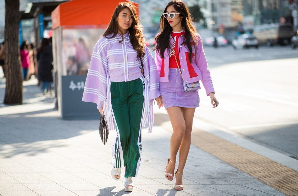 Seoul Street Style Photos Will Seriously Inspire You To Up Your Fashion Game Huffpost Life