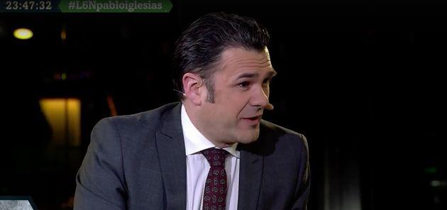 Iñaki López ('laSexta Noche') tras la última polémica política:
