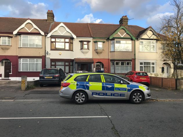 The attack was carried out in Applegarth Drive, Ilford, south east London in November last