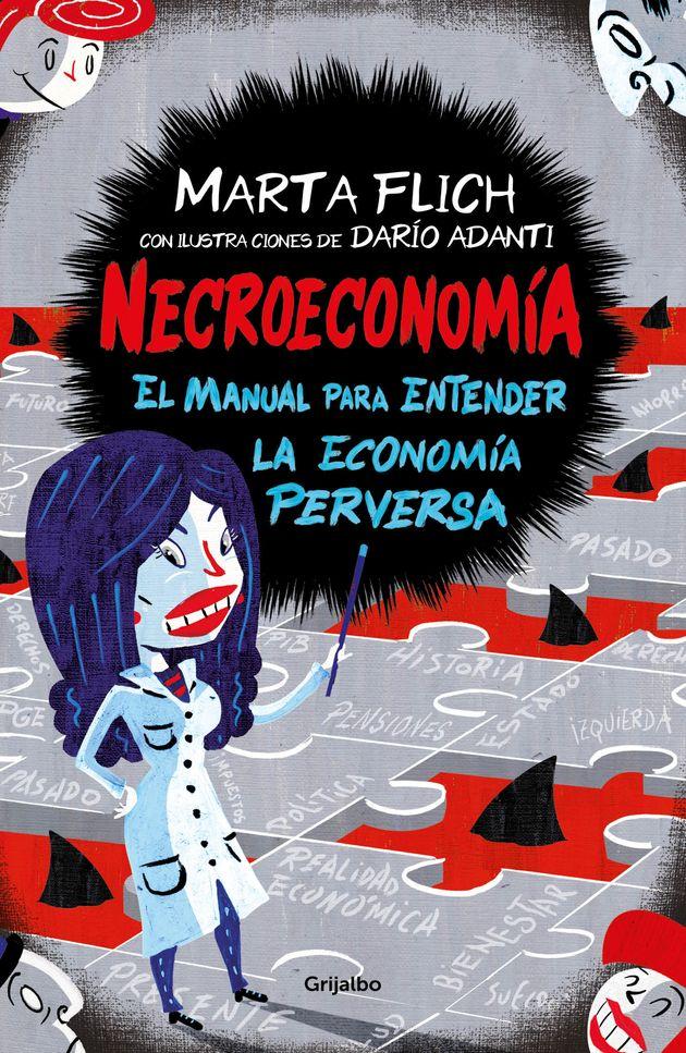 Lee en exclusiva el prólogo de 'Necroeconomía', el libro de Marta