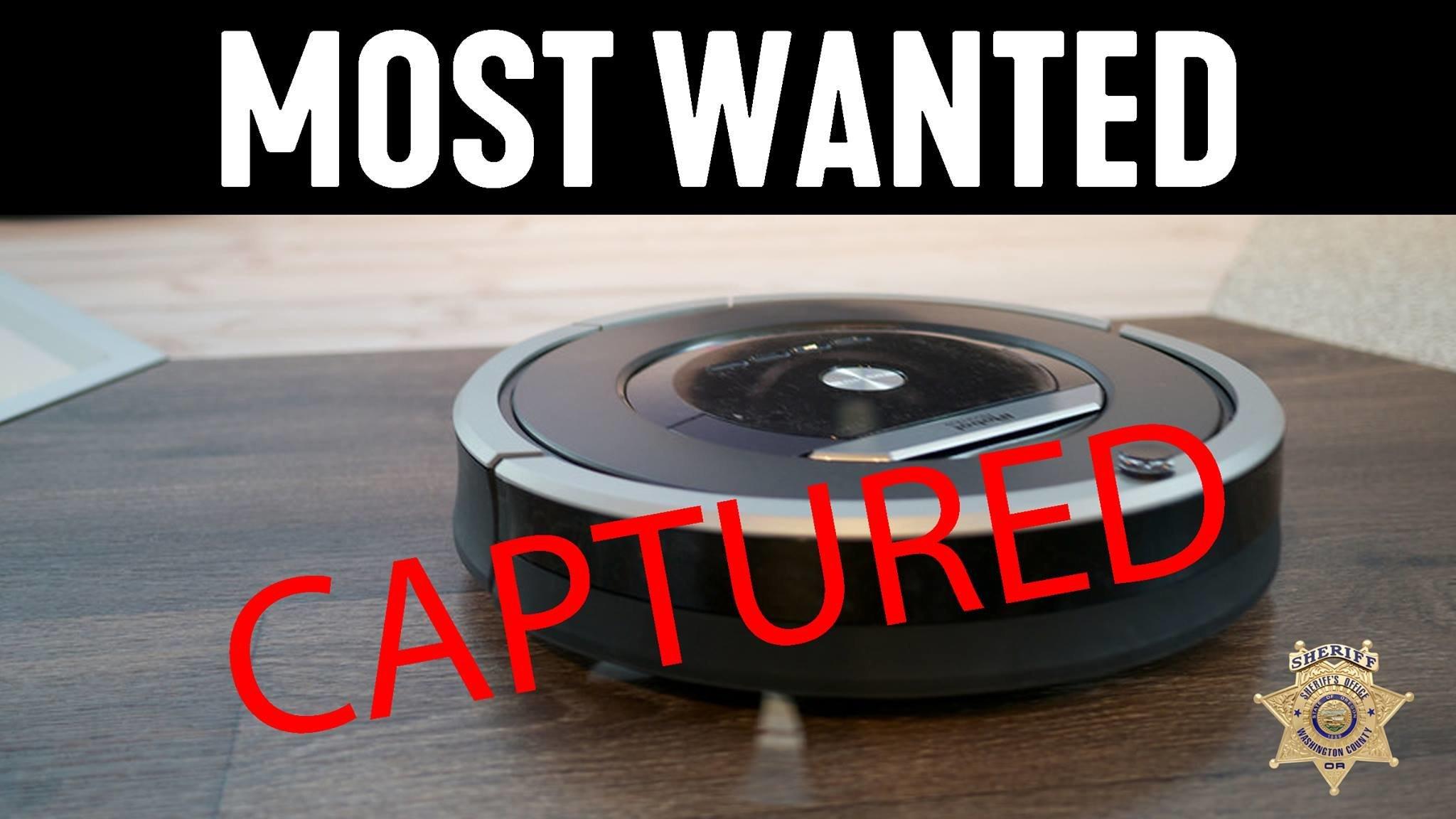 Roomba robbery