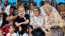 Οι ηρωικές γιαγιάδες της πλατείας Μαΐου βρήκαν το 129ο